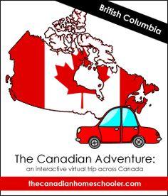 The Canadian Adventure: British Columbia