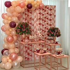 [New] The 10 Best Home Decor (with Pictures) - Diy Birthday Decorations, Balloon Decorations, Wedding Decorations, Decoration Evenementielle, Its My Bday, Gold Birthday, Gold Party, Holidays And Events, Party Planning