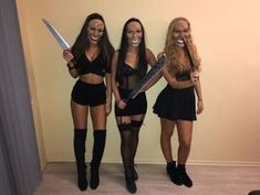 25 Halloween Costumes for College Students Ashley Lynn black halloween costumes : 25 Halloween Costumes for College Students Ashley Lynn black halloween costumes All Black Halloween Costume, Popular Halloween Costumes, Women Halloween, Halloween Costume Ideas, Halloween Outfits For Women, Biker Halloween, Halloween Costumes Women Scary, Halloween College, Black Costume