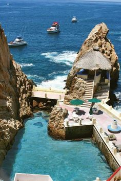 Mexico Destinations, Vacation Destinations, Vacation Trips, Vacation Spots, Hotels And Resorts, Best Hotels, Oh The Places You'll Go, Places To Visit, Wow Travel