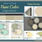 Online Resources for Paint Color Inspiration {Friday Favorites}...