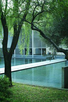 The Gallery of Horyuji Treasures, Tokyo by Yoshio Taniguchi Architect