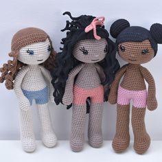 Knit Or Crochet, Crochet Hooks, Crochet Square Patterns, Amigurumi Patterns, Brown And Grey, Mittens, Free Pattern, Dolls, Handmade