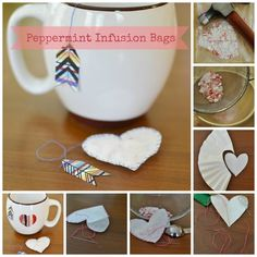 Peppermint Infusion Bags | 40 DIY Valentine's Day Gifts They'll Actually Want