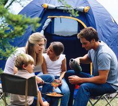 Fun Ways to Keep Cool While Camping