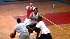 VIVE EL BASKET CON EDUARDO BURGOS: Me pregunto...¿cómo era el basket cuando no se jug...