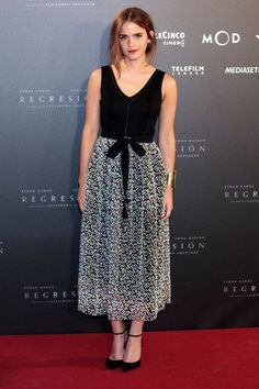 Emma Watson vows to take her red carpet looks green. See the best of her latest style: