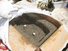 What are hypertufa troughs? Hypertufa (pronounced hyper-toofa) is a mixture of peat moss, perlite, cement and water. Old stone watering troughs in England could be found in farmer's fields, sometim…