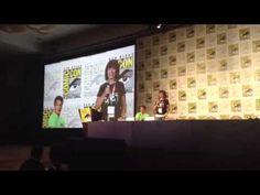 Pt. 3 John Barrowman 2013 San Diego Comic Con (SDCC) Panel