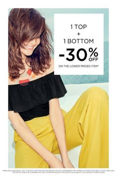 #PROMOD - #ForumCourtyard Kolkata says Keep Calm and BUY 1 TOP + BUY 1 BOTTOM & Get 30 % OFF on the Lower Priced Item - Limited Period Offer - Guess what? Dresses are also a part of the Bottom Deal - Call 03340235019 T&C* — celebrating this weekend at Forum Courtyard.