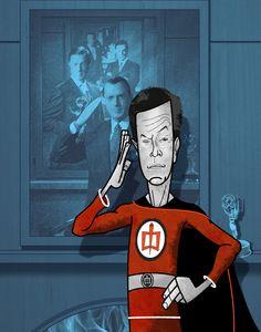 Colbert by Matt Cavanah