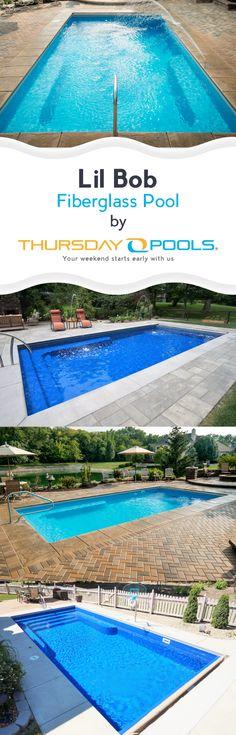 Wonderful Checkout The Lil Bob Fiberglass Pool By Thursday Pools.