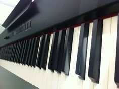 Playing and writing music has always been a fun hobby to me. Here's my piano, but I might as well pick up the guitar.