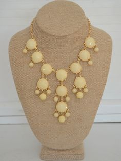 Bubble Necklace - $25.00 : ShopBloved, Live Laugh and Bloved