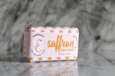 Saffron Face Soap