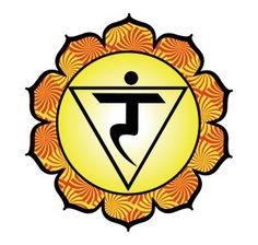 3rd chakra symbol