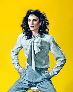 Querelle Jansen Glamour Netherlands