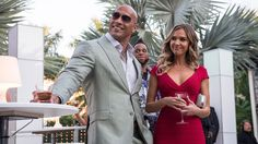 'Ballers' (HBO). The rock