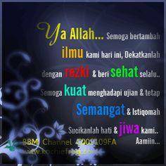 See related links to what you are looking for. Muslim Quotes, Islamic Quotes, Books On Islam, Alhamdulillah For Everything, Love You Gif, Birthday Wishes For Daughter, Doa Islam, Happy Birthday Messages, Good Morning Greetings