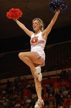 Florida state cheerleader upskirt