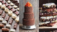 Deliciously decadent Lindt-spiration for your big day!