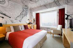 Park Hotel Tokyo : Artist in Hotel | Listings | 100 Tokyo