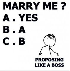 I want Mr. A to propose to me like this :D