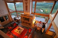 Cinco Rios Lodge in Coyhaique, Chile