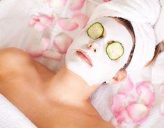 Como fazer máscaras hidratantes para o rosto
