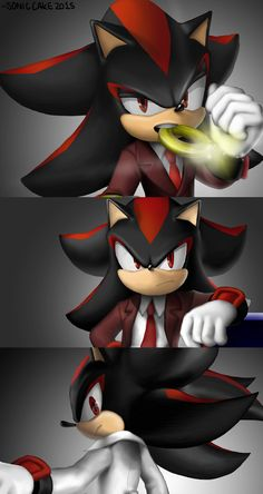 """"""" bby by AbrilTheMareep """" ...... Shadow, are you trying to tempt us?? You are SOOO underestimating the power of fangirls xDD"""