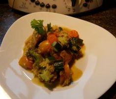 Rezept Thai-Curry (All in One) von AnitaZ1972 - Rezept der Kategorie Hauptgerichte mit Fleisch
