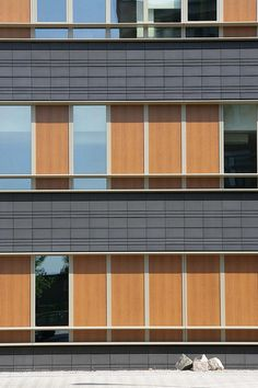 Reconstruction of the Provincial Administration of Flevoland / NL by architectum, via Flickr