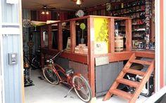 車・バイク好きの憧れ 「ガレージハウス」に賃貸で住む!