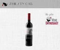 Great Awarded Red Wines under 5€ ! CARDAL RED 2011 - https://thirstycat.shopk.it/product/cardal-red-2011