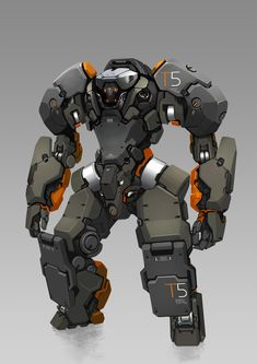 Walking castle Shape based on Brian Sum's great work. Robot Concept Art, Weapon Concept Art, Armor Concept, Science Fiction, Mode Cyberpunk, Armadura Cosplay, Mecha Suit, Arte Robot, Futuristic Armour