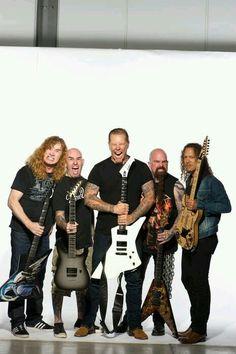 ass band driven kick metal