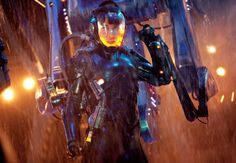 EXCLUSIVE: New Pacific Rim Official Stills And Concept Art