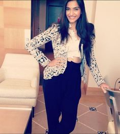 Sonam kick starts her Cannes journey