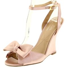 The Perfect Shoes for Outdoor Brides! (Or Any Bride Who Doesn& Want Her Feet To Be a Disaster Post-Wedding! Wedding Wedges, Wedge Wedding Shoes, Bridal Shoes Wedges, Cheap Nike Shoes Online, Nike Shoes For Sale, Women's Shoes Sandals, Wedge Shoes, Heels, Wedge Sandals