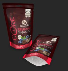 Sealed Standing Pouch Mockup  #mockup #psd #photoshop #free #packaging #food…