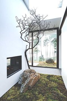 HA*- would love to incorporate a decorative stone/zen like into green roof