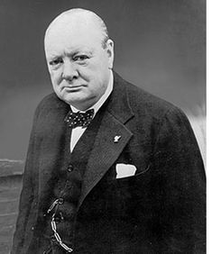 Winston Churchills Short Guide to Life