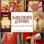 Fun Activities for Kids | Pinning for Play Link Party for Children's Activities