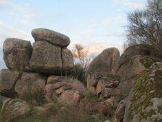 CASTELHANAS-Marvão Mount Rushmore, Rocks, Mountains, Nature, Travel, Art, Castle, Art Background, Naturaleza