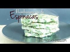 Hamburguesas de espinacas – FitComidas Cooking Time, Cooking Recipes, Healthy Snacks, Healthy Recipes, Snacks Saludables, Happy Foods, Sweet And Salty, Fritters, Food And Drink