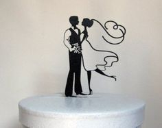 Wedding Cake Topper - Wedding