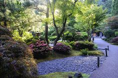 Japanese Garden (Portland, Oregon) | Flickr - Photo Sharing!