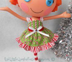Lalaloopsy Clothes Toy Land Dress #PinAtoZ #elves #lalaloopsy