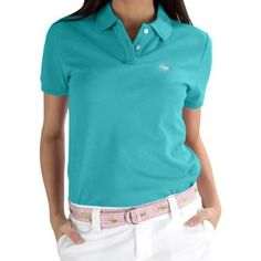 Women's Stretch Pique Polo Shirt