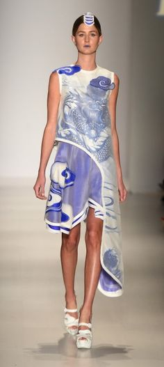 Mercedes-Benz Fashion Week fashion shenzhen spring 2015